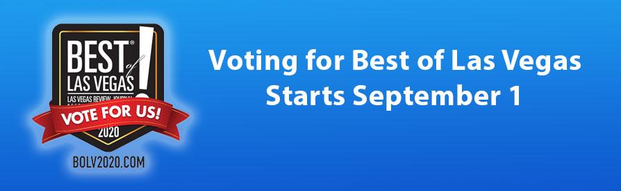 Vote for Best of Vegas
