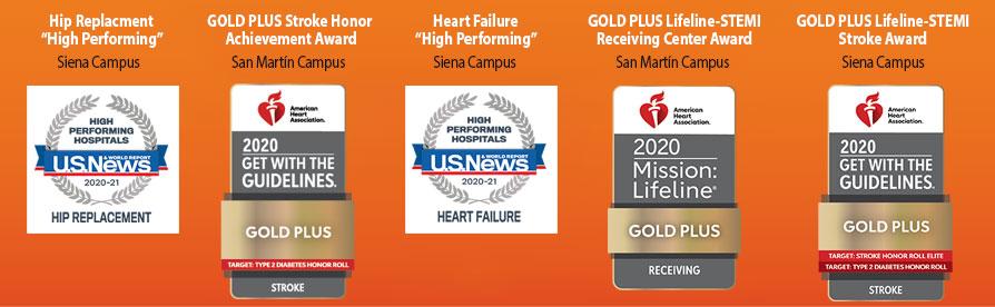 Awards and Logos