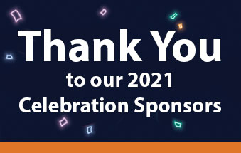 Celebration Gala 2021 Sponsors Thank You
